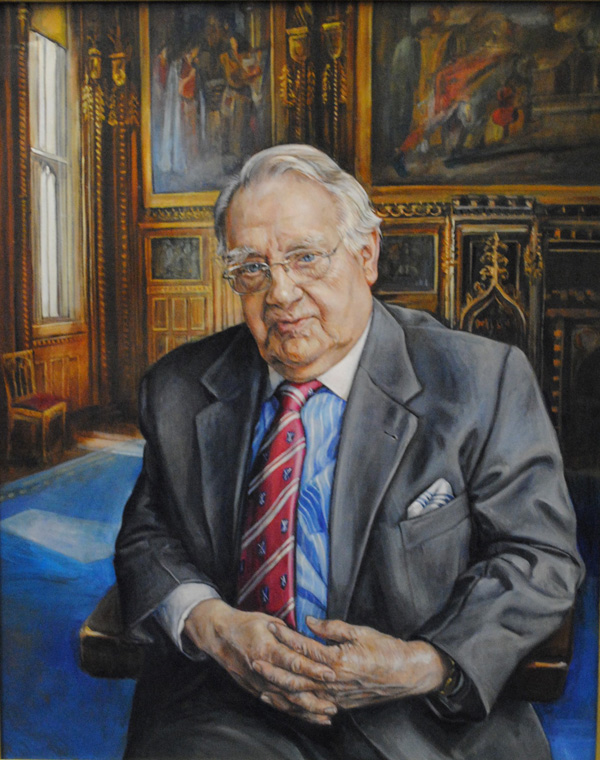 Lord Soulsby of Swaffham Prior (1926-2017)
