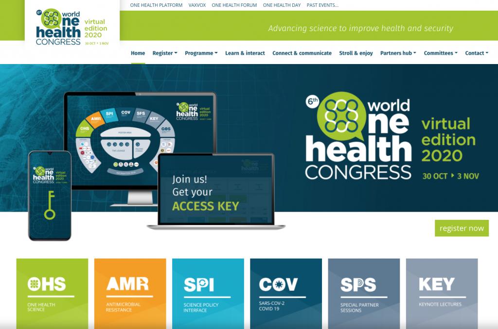 #WOHC2020 World One Health Congress 2020